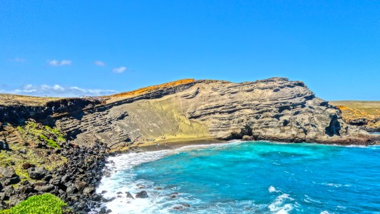 Green Sands Beach / KonaNature.com / 1-844-566-2628