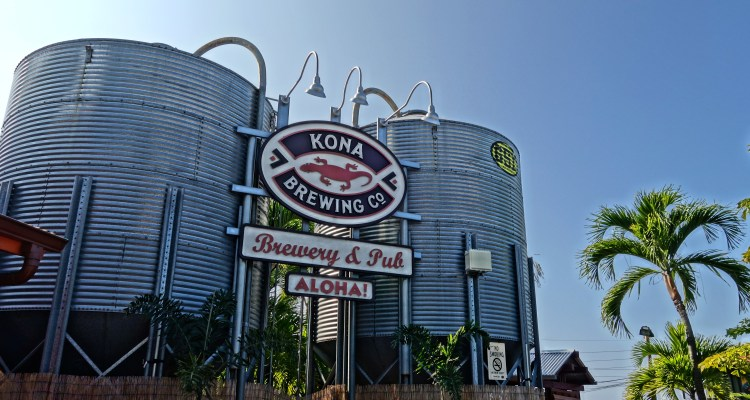 Kona Brewing Company / Kona / KonaNature.com / 1-844-566-2628