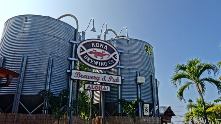 Kona Brewing Company / Kona / KonaNature.com / 1-844-566-2628