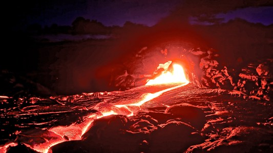 Lava Vent / KonaNature.com / 1-844-566-2628
