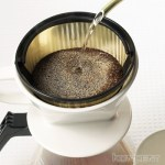 紙フィルターなしでおいしいコーヒーを。ゴールドフィルター