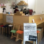 【NEW OPEN】 KONCENT×SOL'S COFFEE