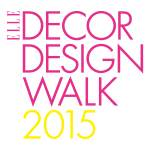 ELLE DECO DESIGN WALK 2015
