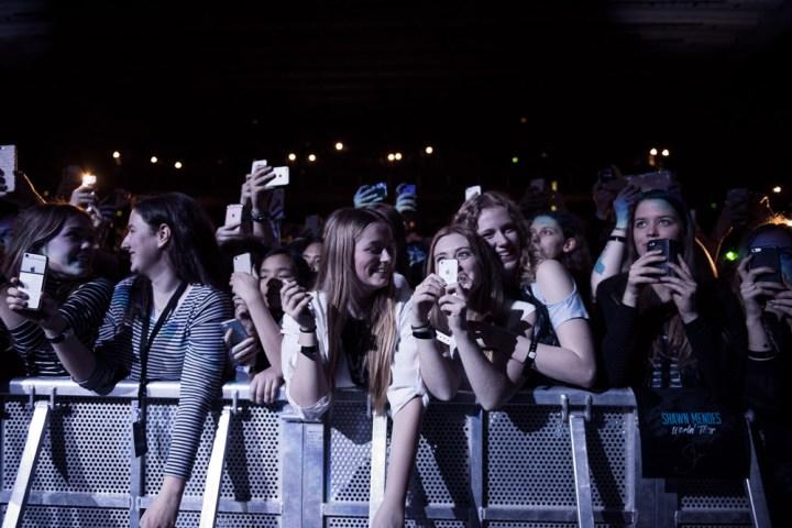 Shawn Mendes koncert