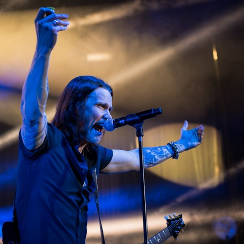 Alter Bridge i Falkoner Salen