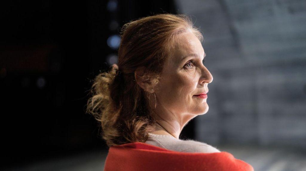 Koncertrejsens gæst, operasanger Anne Margrethe Dahl