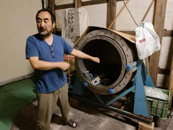 高知の日本酒の酒蔵 安芸虎 有光酒造