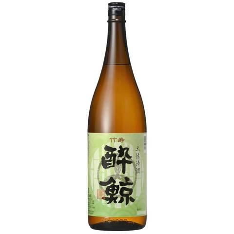 酔鯨 竹寿(上撰) 1800mL