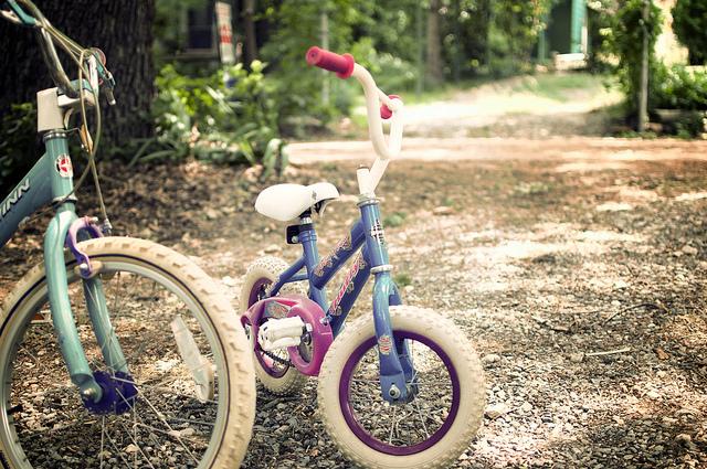 Jak kupić idealny pierwszy rower Image