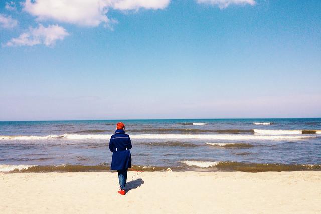 Nie lubię wakacji nad Bałtykiem Image