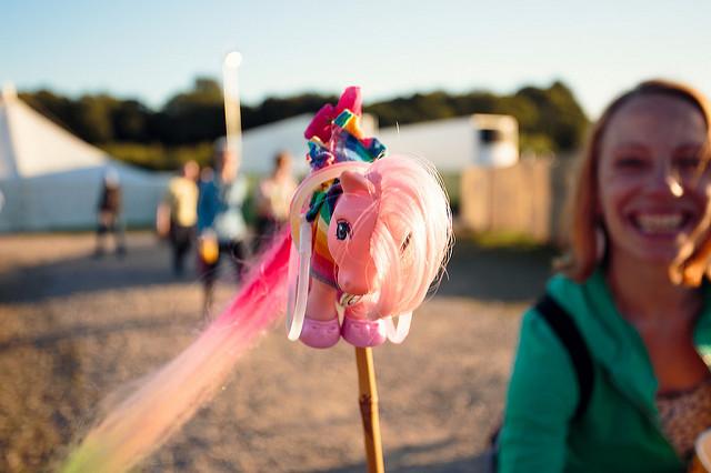 Przeklinam Cię na wszystkie kucyki pony! Image