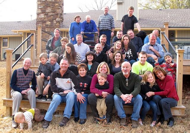 Jak przetrwać świąteczny najazd rodziny? Image