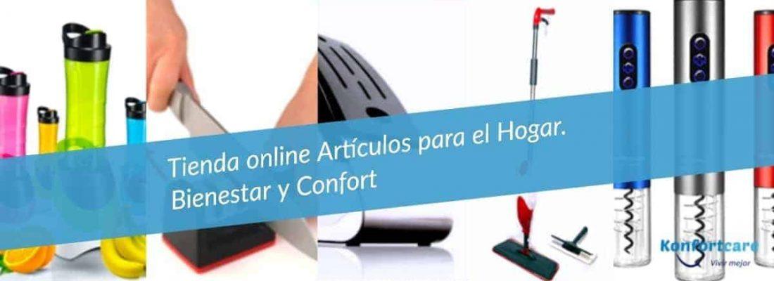 Comprar online productos para el hogar