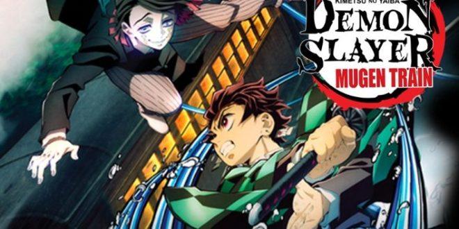 Premiere Demon Slayer / De Japón para el mundo. #Mugentrain