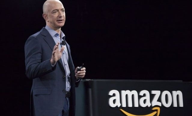 Jeff Bezos Defeats Bill Gates in Fresh Rich-list