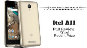 Itel A11 review
