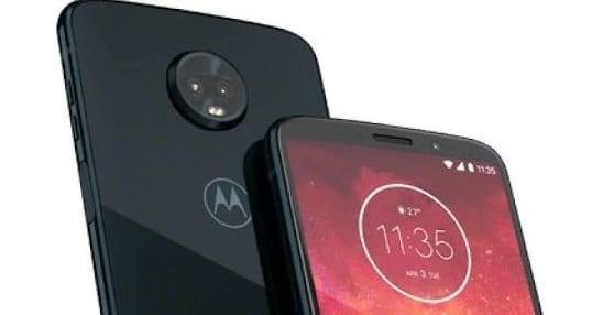 Motorola Moto Z3 camera