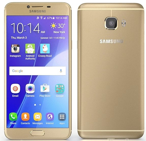 Best Samsung Galaxy Phones & Price List 2018 - Samsung Galaxy C7