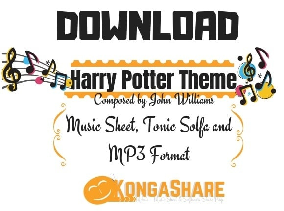 Download Harry Potter Theme Sheet Music