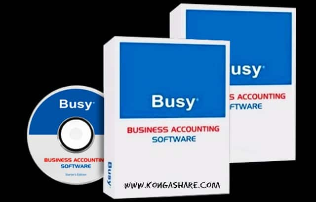 BusyWin Accounting software | Busy Universal Busy18 rel 5.7