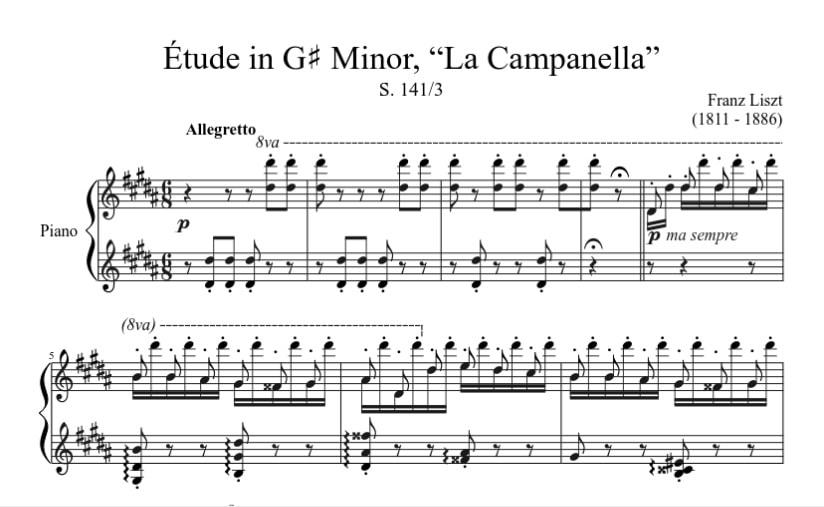 la caompanella music sheet_kongashare.com_m