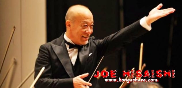 Merry Go Round of Life - howl's moving castle sheet music - Joe Hisaishi Biography_kongashare-min