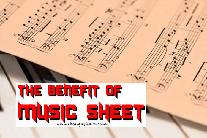 The Best Side of the benefit of music sheet_kongashare (1)-min (1)