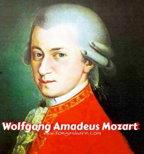 Twinkle Twinkle Little Star sheet music - Wolfgang Amadeus Mozart_kongashare-min