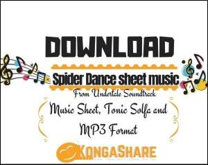 Spider Dance sheet music_kongashare.com_mn-mv