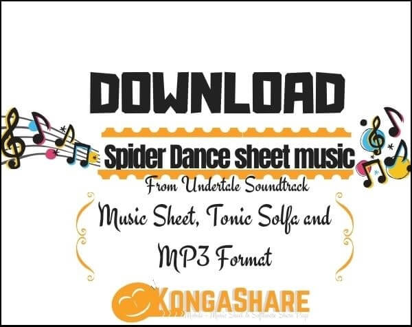 Spider Dance sheet music_kongashare.com_mn-mv