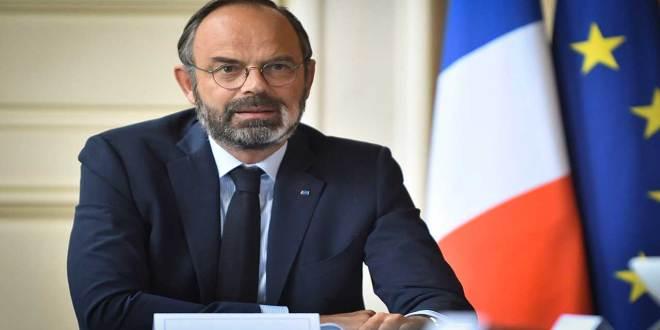 Édouard Philippe, Premier ministre français.
