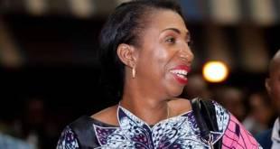 "Jeanine MABUNDA, presidente de l'Assemblee national de RDC et Membre FCC de ""Joseph KABILA""."