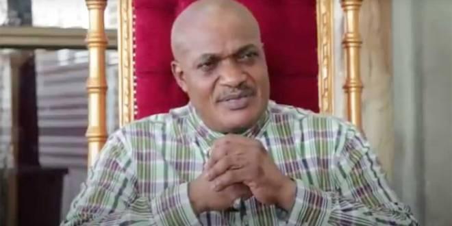 Évêque Mukuna, l'homme qui accuse Joseph Kabila d'avoir détruit la RDC.