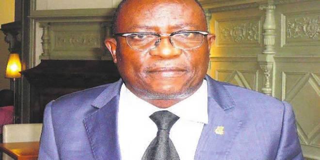 Valentin MUBAKE, président de l'UDPS/le Peuple.