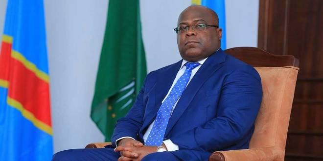 Fatshi, President de la RDC.