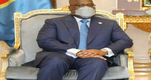 Fatshi, Président de la République du Congo, Kinshasa.