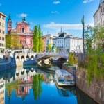 Ljubljana, Europe