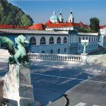 Ljubljana, Dragon Bridge