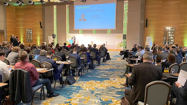 12. Food Safety Kongress 2020 in Berlin hat begonnen