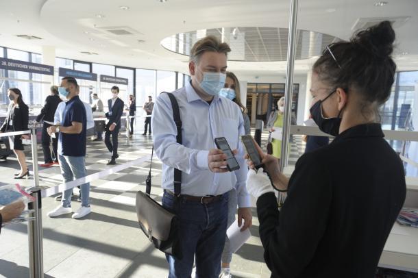 Berlin Sicher Tagen in Pandemiezeiten