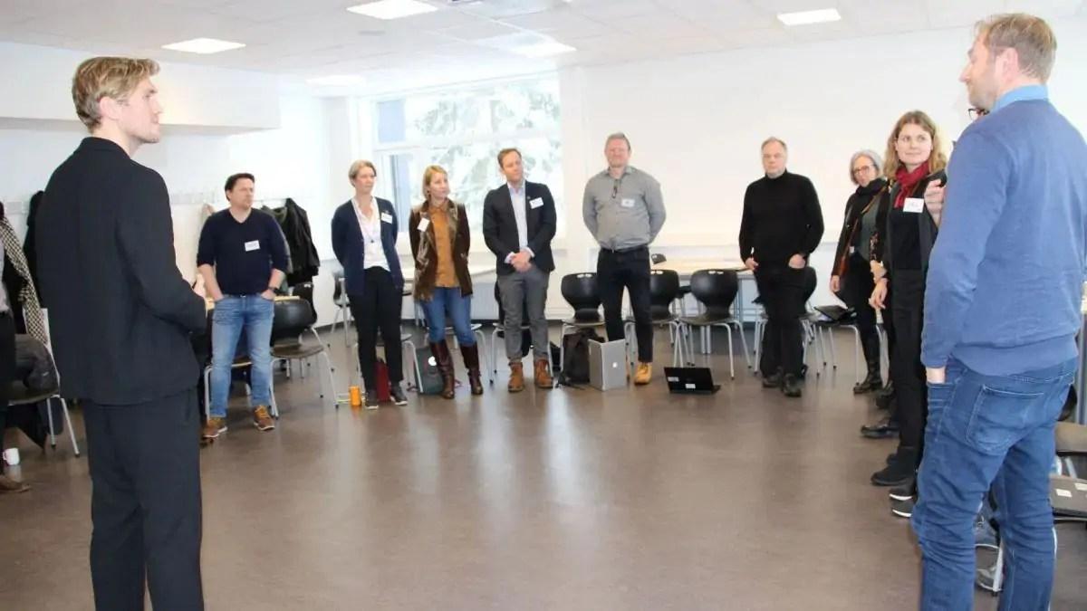 Workshop 2, Circle Scan. Materialstrømsanalyse og sirkulære muligheter