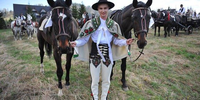 Klemens i Agnieszka Murańkowie o weselu i koniach