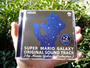 Super Mario Galaxy Sound Track