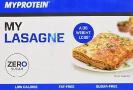 Lasagne aus Konjakmehl