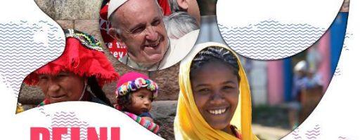 """Niedziela Misyjna. Papież do młodych: """"Potrzebuje Cię wielu ludzi"""" ."""