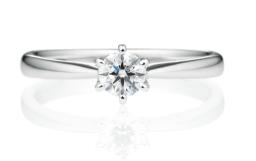 一般的な婚約指輪