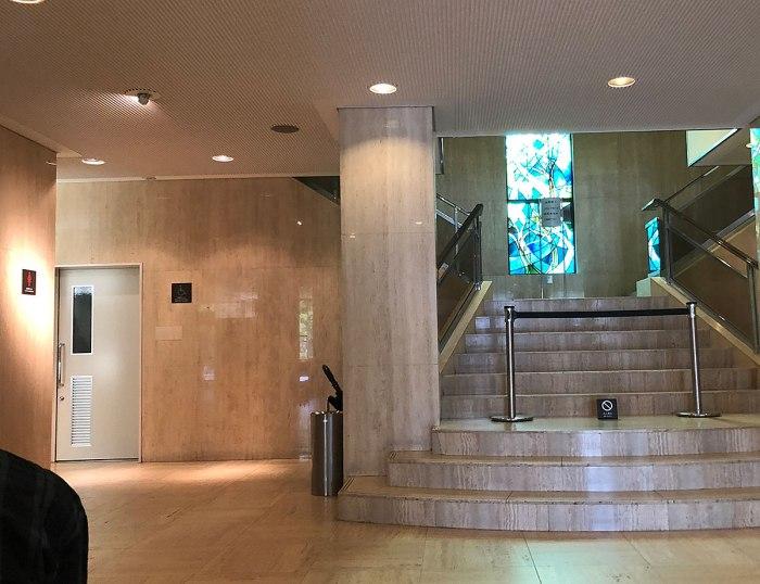 姫路市立美術館 トイレ