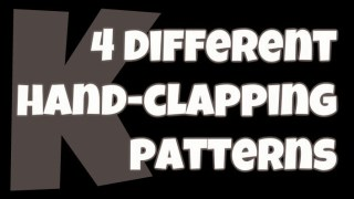 4 Hand Clapping Patterns In Djembe Music