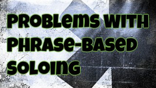 Problems WithThe Phrases-BasedApproach to Djembe
