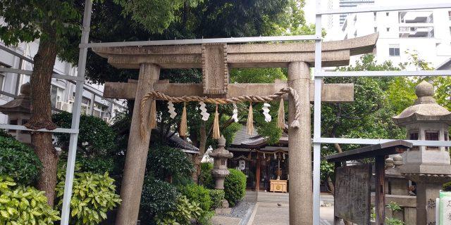 サムハラ神社の行き方2